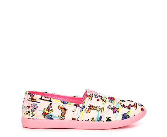 Girls Lil Bobs Solestice 2.0 - Island Pups Slip On