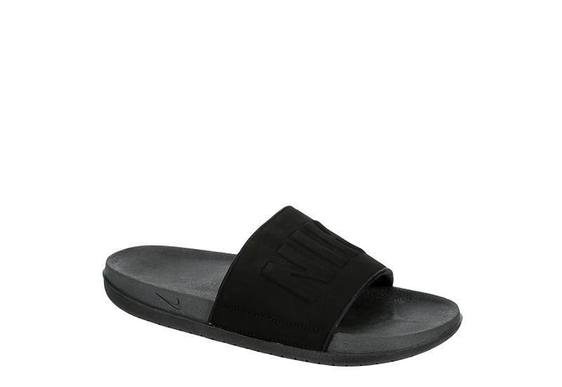 BLACK NIKE Mens Nike Offcourt S