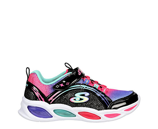 Girls Shimmer Beams Light Up Sneaker