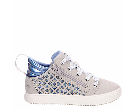 Girls Shoutouts 2.0 - Midtop Dazzle Mid Sneaker