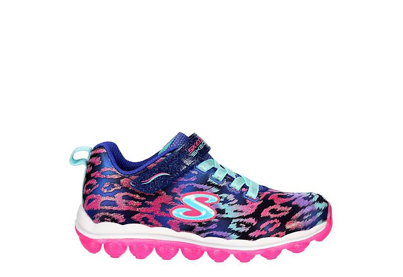 SKECHERS Girls Skech-air - Bounce N Pounce - NAVY