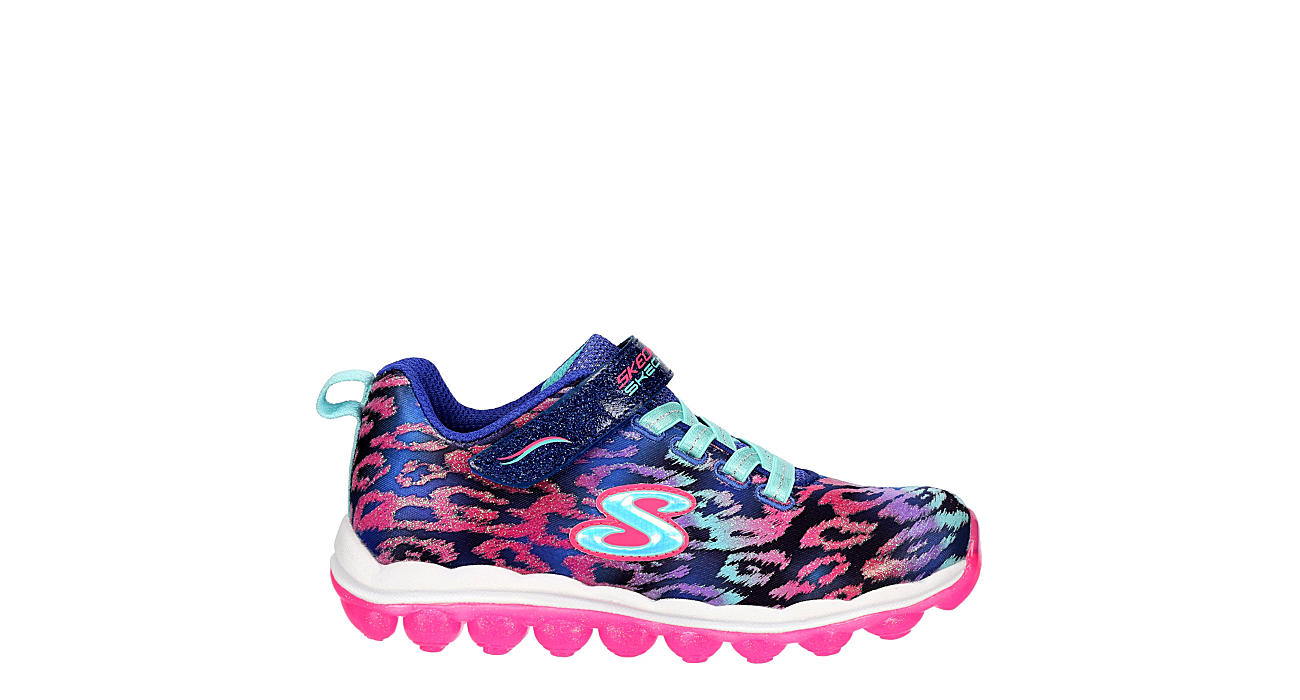 SKECHERS Girls Skech-air - Bounce N Pounce - NAVY