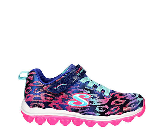 Girls Skech-air - Bounce N Pounce Sneaker