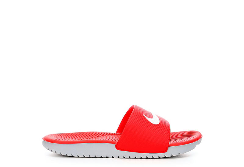 552e77ed12299 Nike Boys Kawa Slide - Red