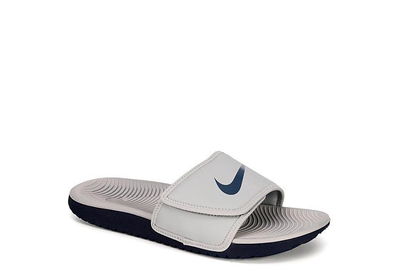 62b74f36e Grey Nike Boys Kawa Adjust