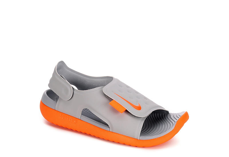 NIKE Boys Sunray Adjust - GREY