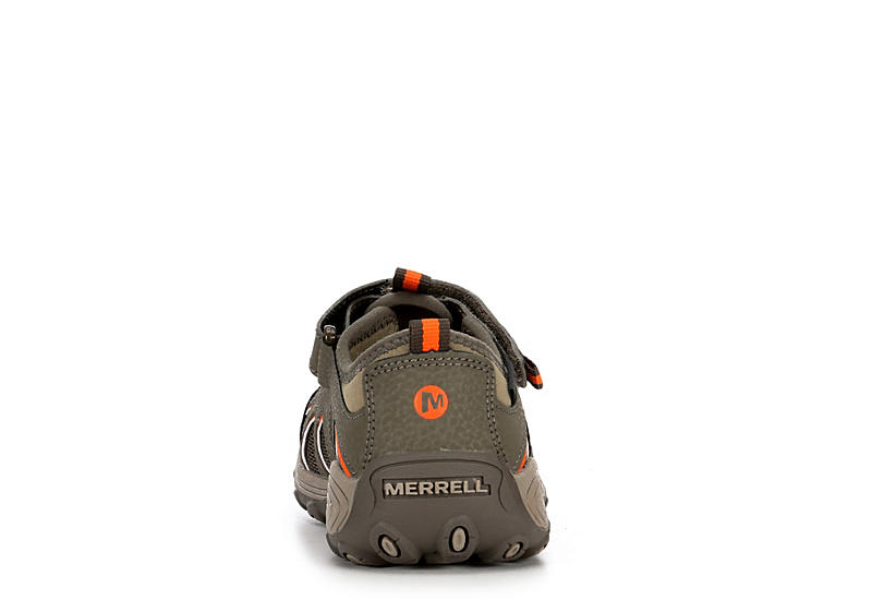 MERRELL Boys Hydro Hiker - GREY