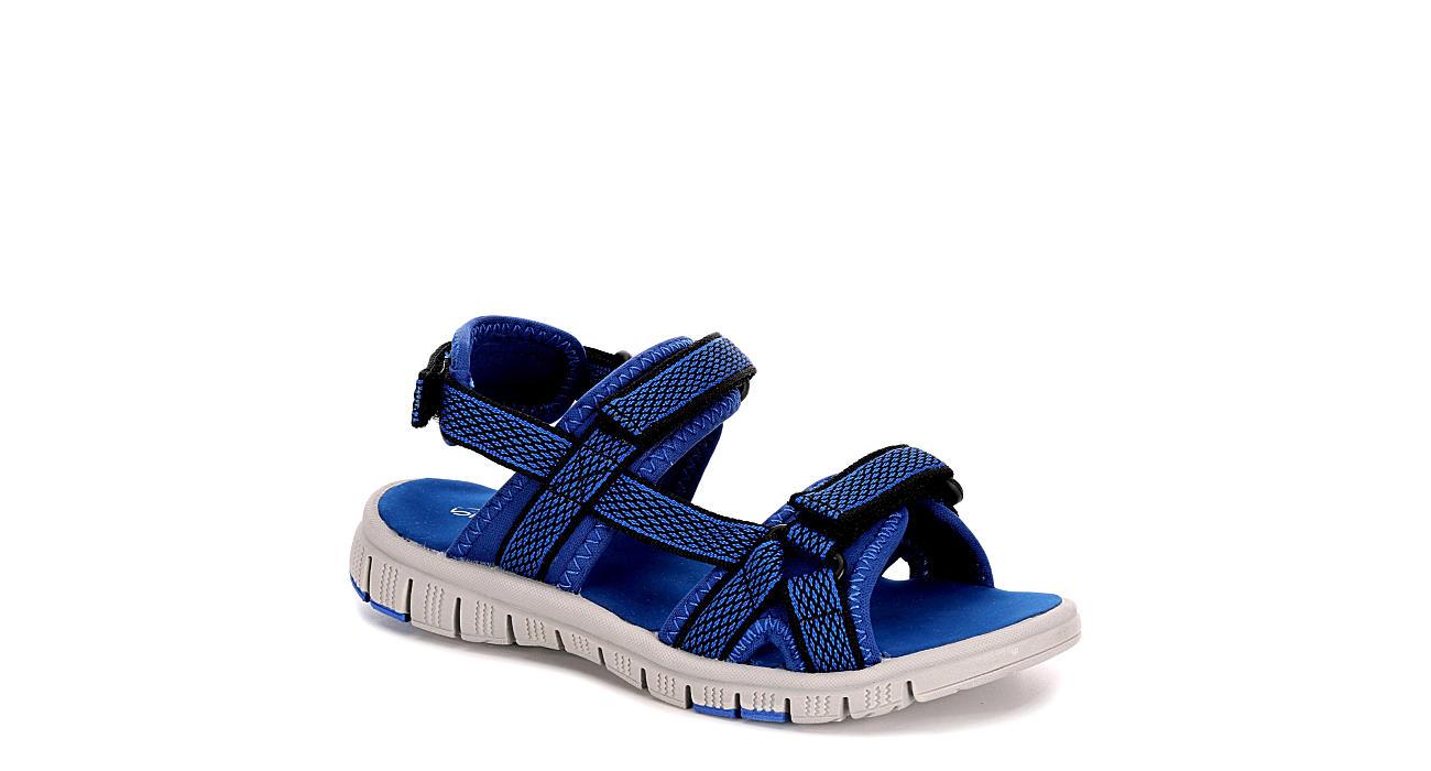 BLUEFIN Boys Rivers Outdoor Sandal - BLUE