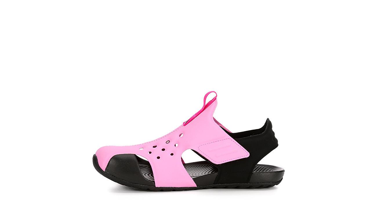 NIKE Girls Sunray Protect Outdoor Sandal - PINK