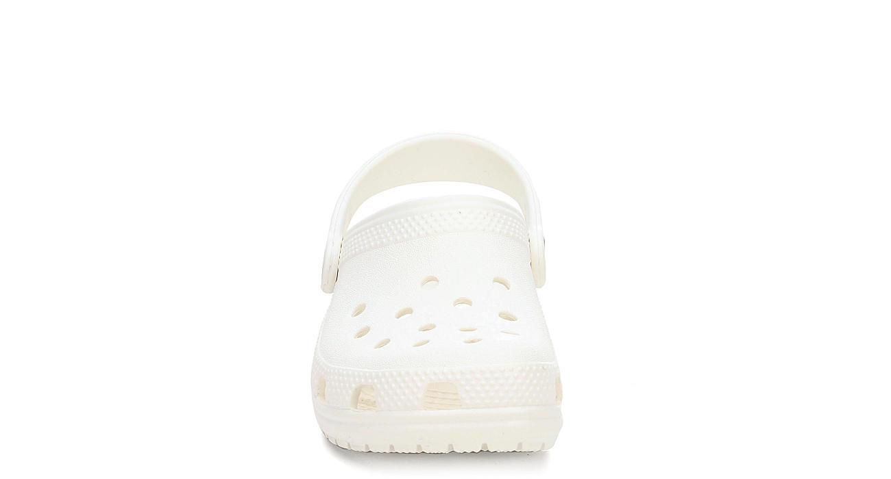 CROCS Girls Classic Clog - WHITE