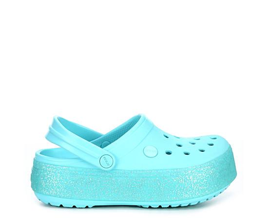 Girls Classic Crocband Platform Clog