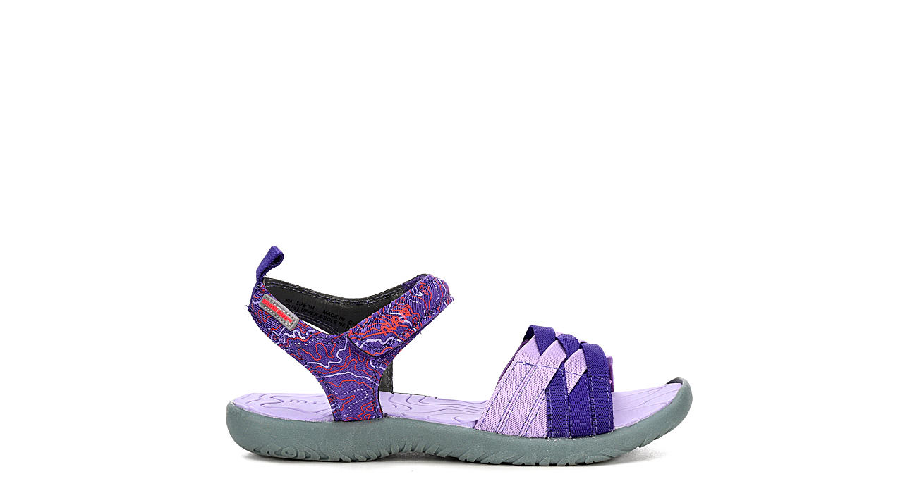 M.A.P. Girls Ria Outdoor Sandal - PURPLE