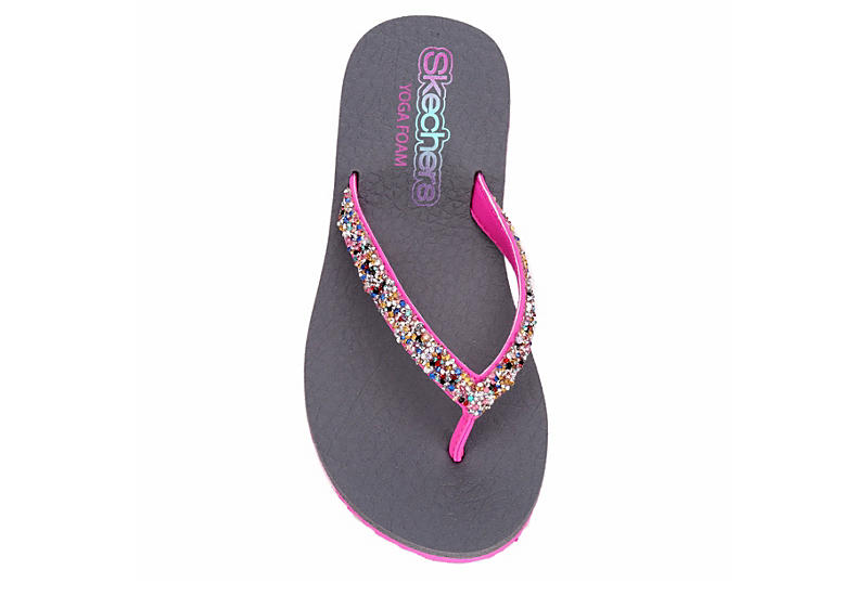 SKECHERS Girls Meditation - Sparkle Breeze - PINK