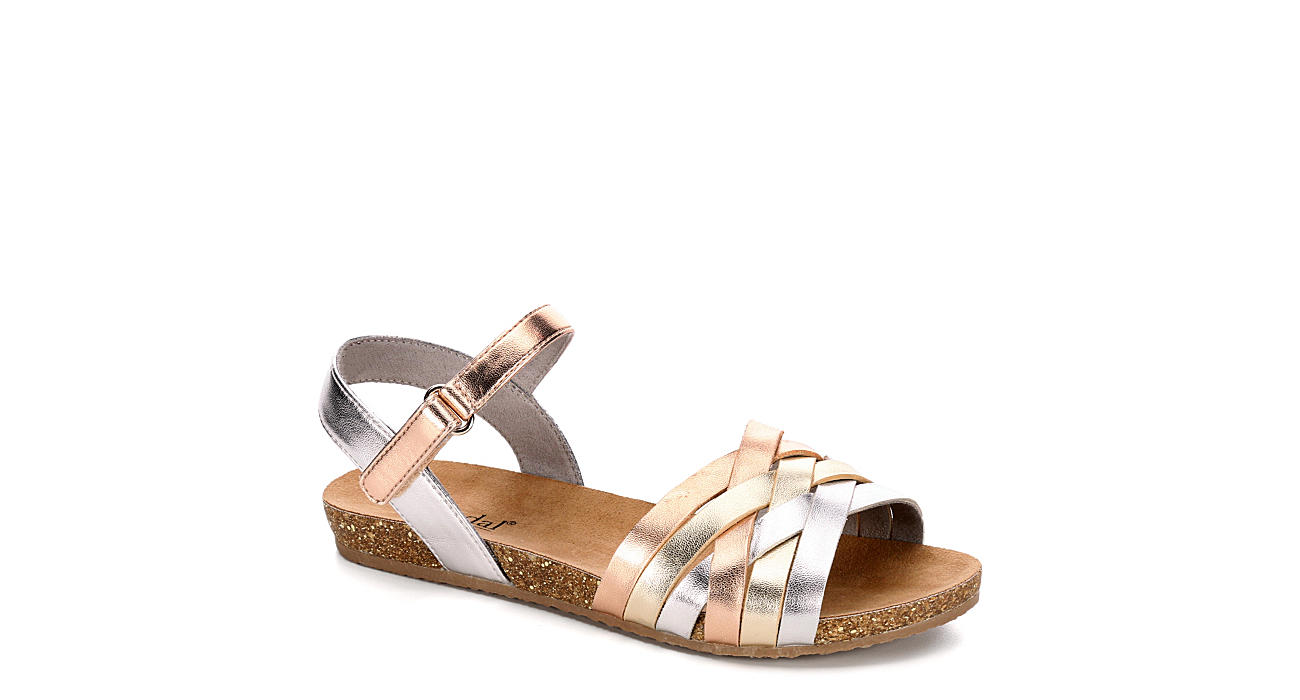 BJORNDAL Girls Cheyenne - MED METALLIC