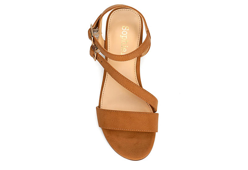 SOPHIE17 Girls Kellyn Sandal - TAUPE
