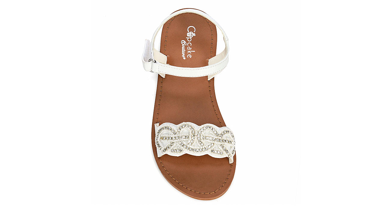 CUPCAKE COUTURE Girls Parker - WHITE