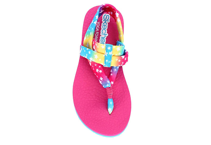 SKECHERS Girls Meditation - Star Gazing - PINK