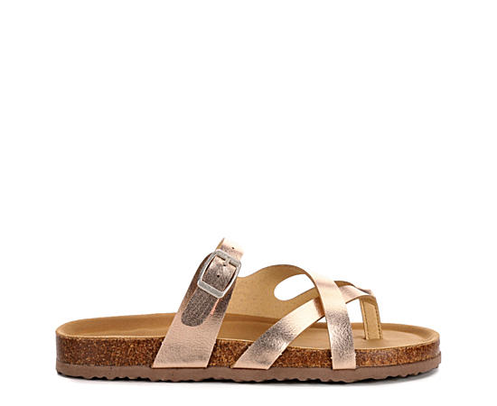 Girls Mbartlet Footbed Sandal