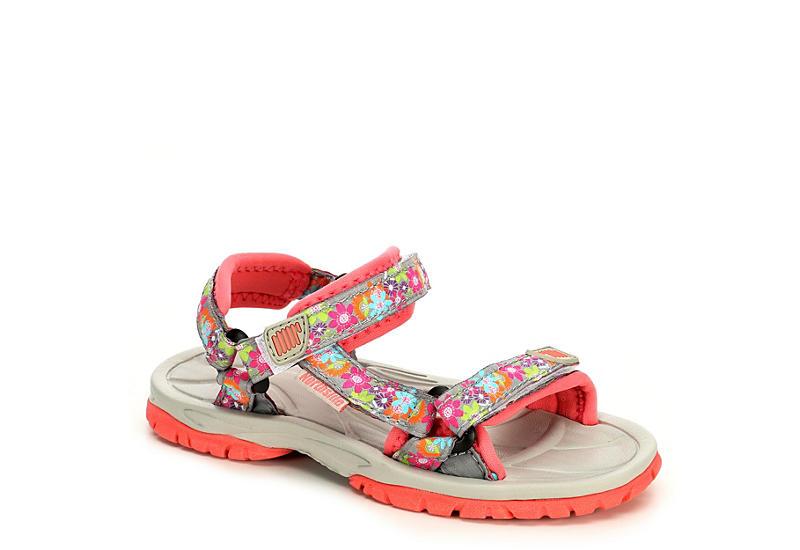 NORTHSIDE Girls Seaview Outdoor Sandal - GREY