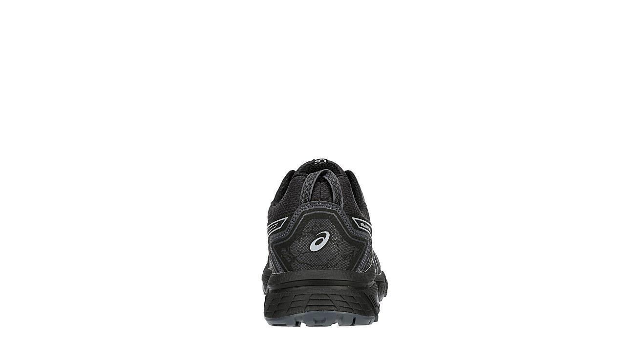ASICS Mens Venture 7 Trail Running Shoe - BLACK