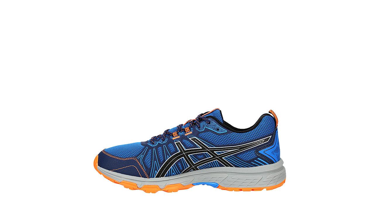ASICS Mens Gel Venture 7 Trail Running Shoe - BLUE