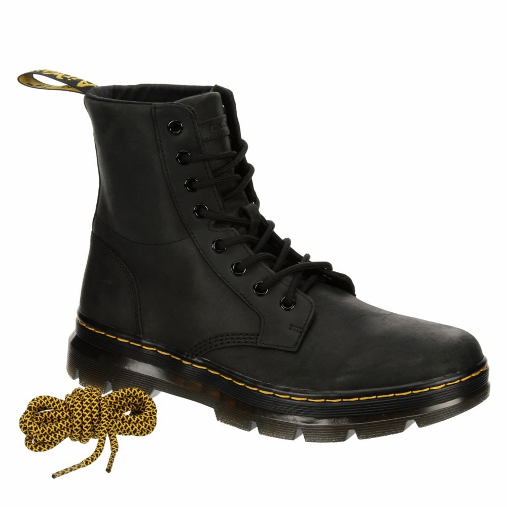 dr martens black boots