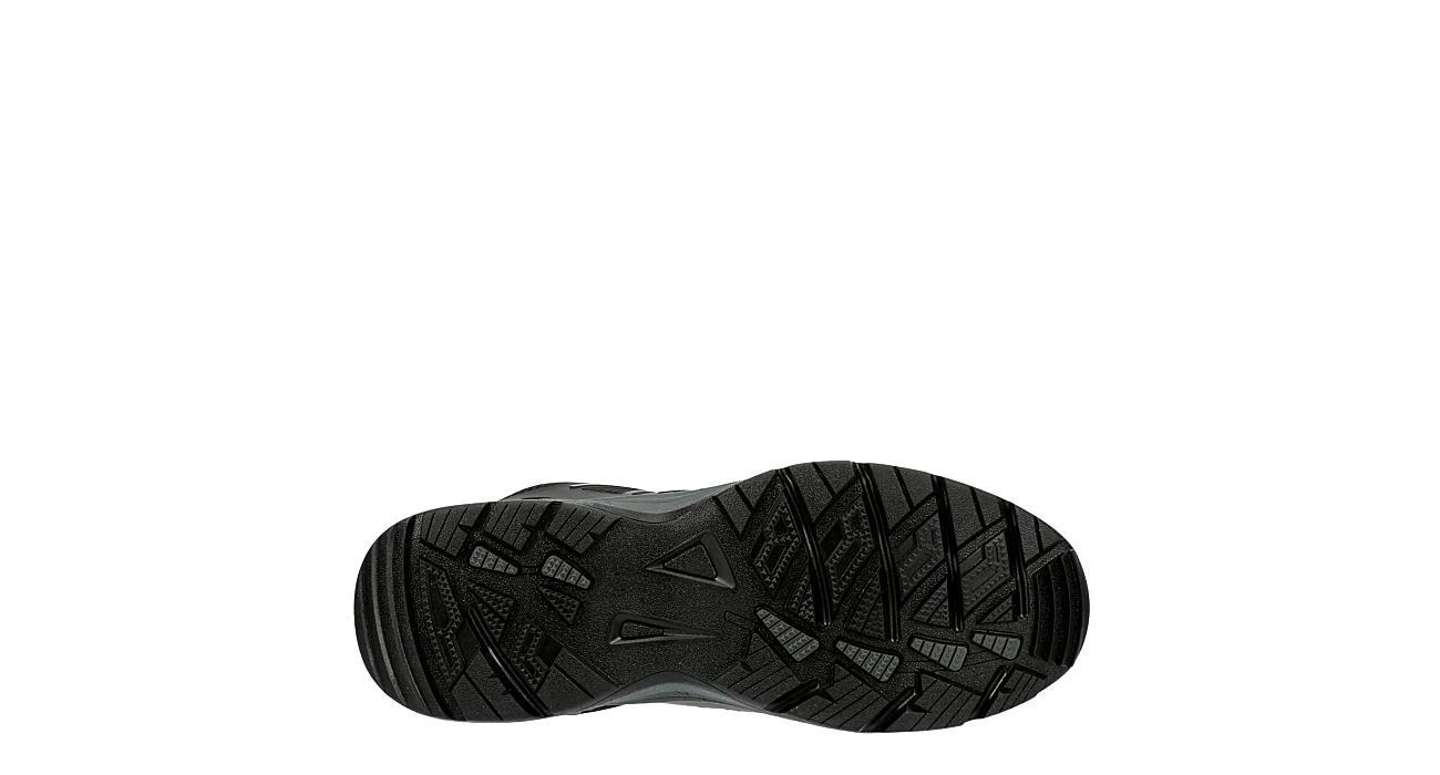 WORK MASTER Mens Comp Toe Boot - BLACK