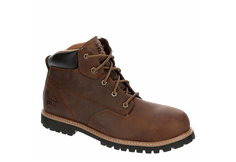 TIMBERLAND PRO Mens 6 In Gritstone - BROWN