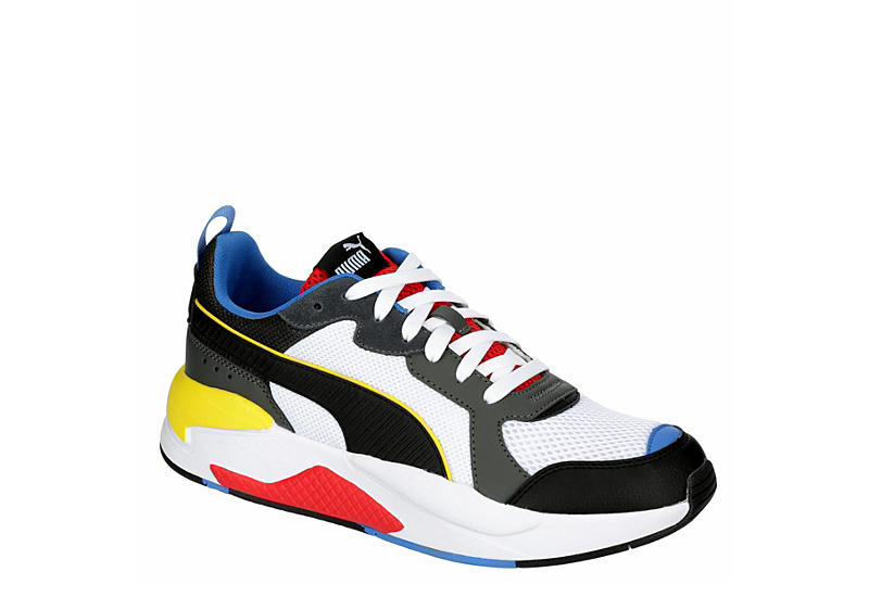 PUMA Mens X-ray Sneaker - WHITE