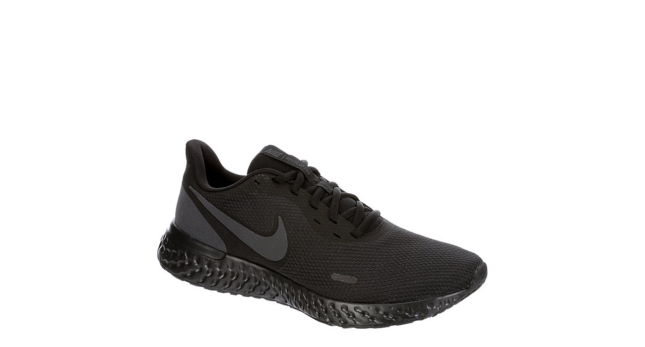 NIKE Mens Revolution 5 - BLACK