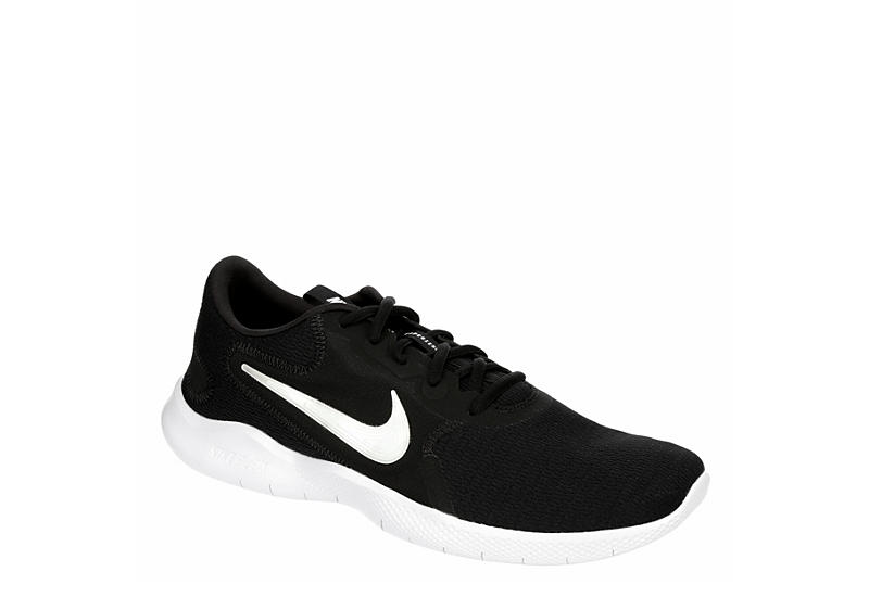BLACK NIKE Mens Flex Experience 9 Running Shoe