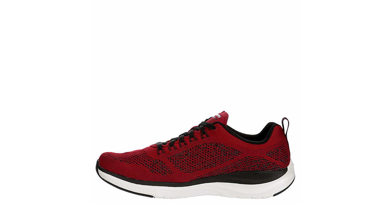 SKECHERS Mens Ultra Groove Royal Dragon - RED