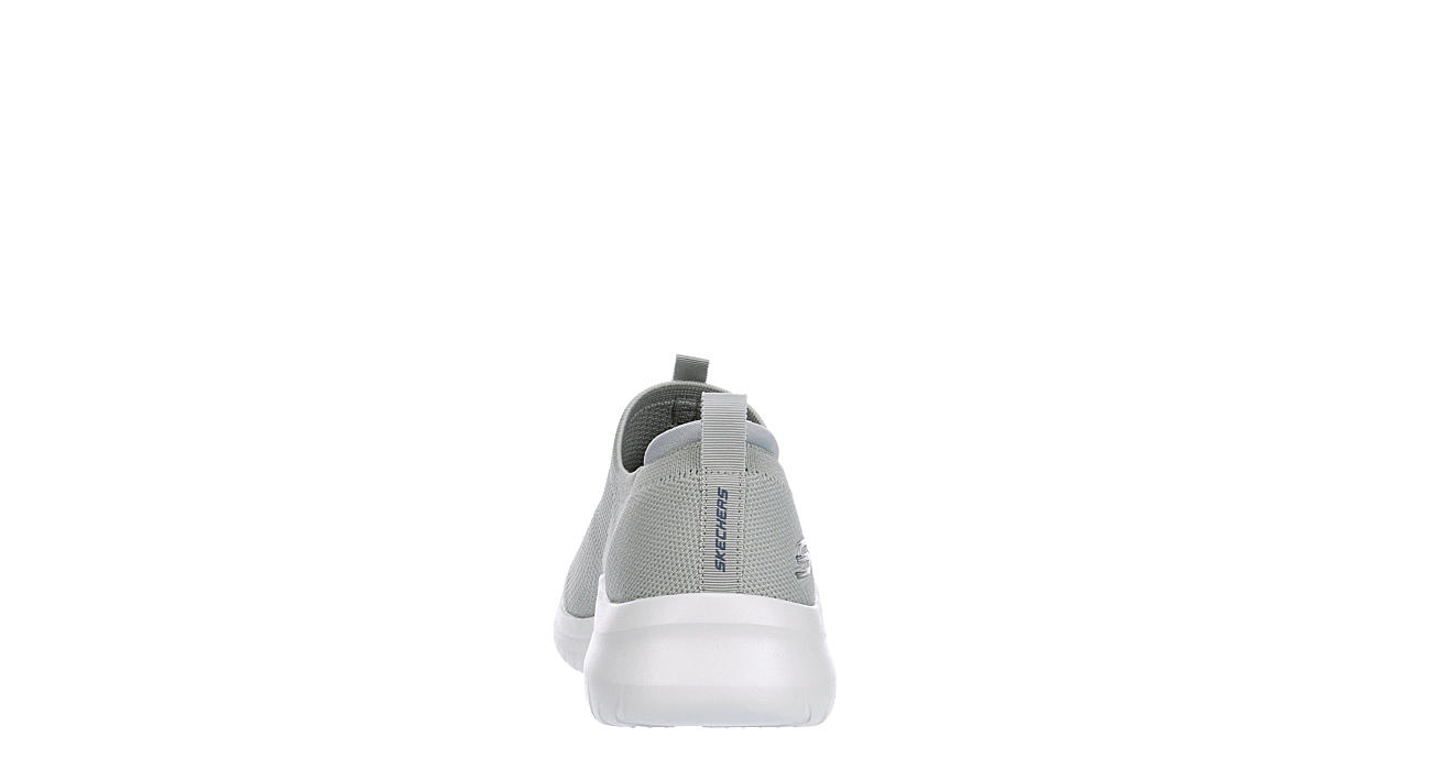 SKECHERS Mens Ultra Flex 2.0 Kwasi Slip On Sneaker - GREY