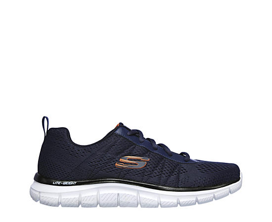 Mens Track Running Shoe