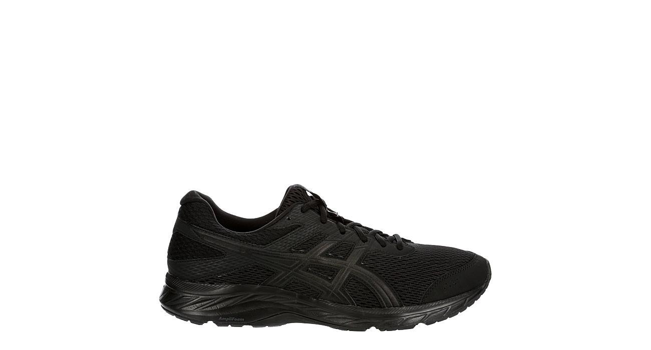 Asics Mens Gel Contend 6 Running Shoe - Black