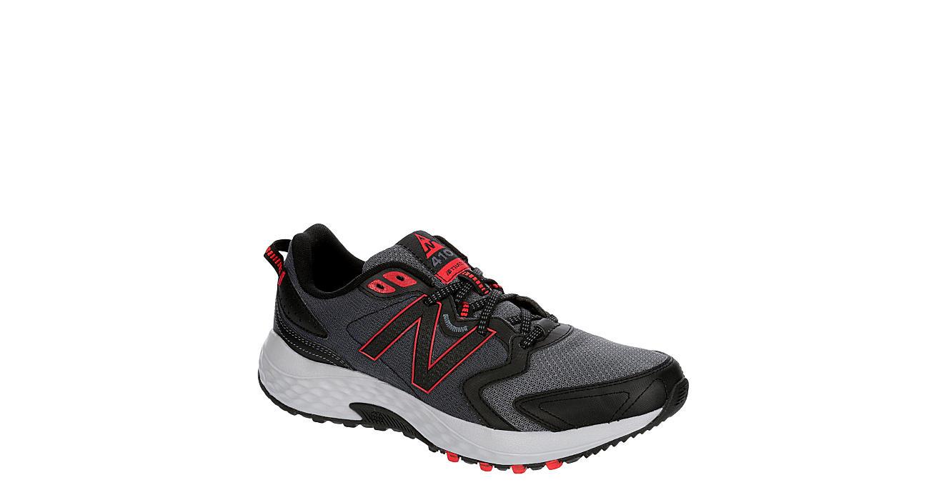 New Balance Mens 410 V7 Trail Running Shoe - Grey