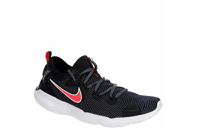 NAVY NIKE Mens Flex Run 2020 Running Shoe
