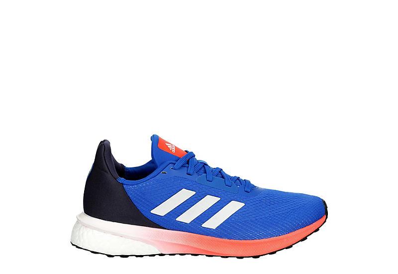 Adidas Mens Astrarun Boost Running Shoe - Blue