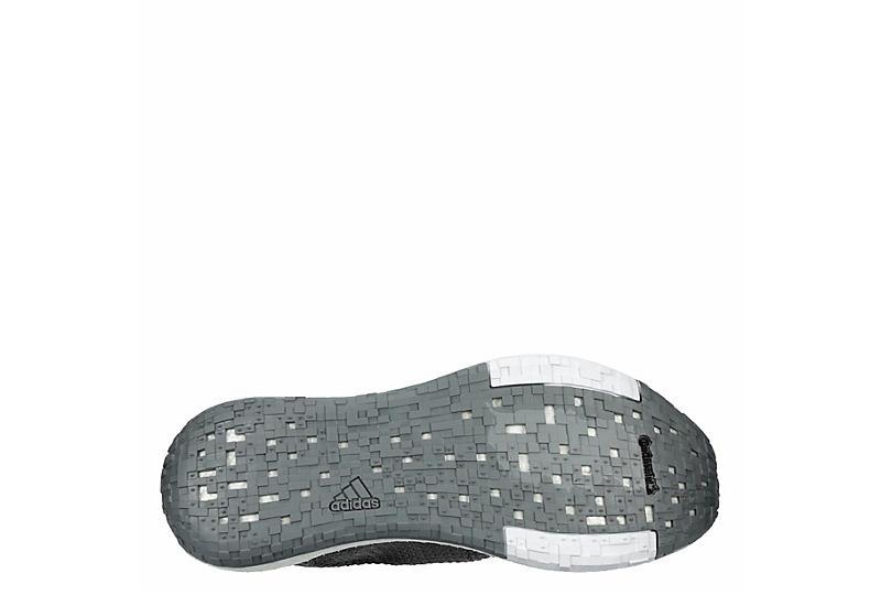 ADIDAS Mens Pulse Boost Running Shoe - GREY