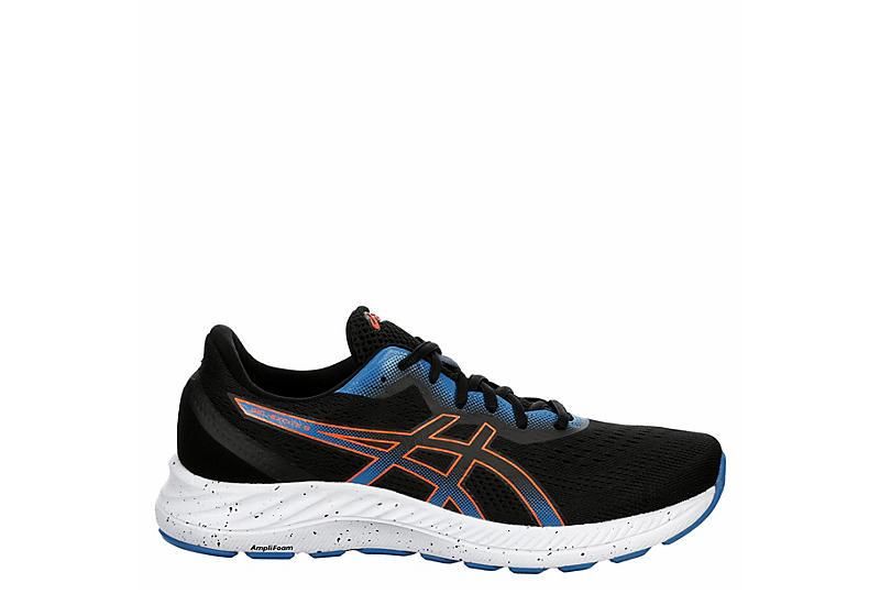 Asics Mens Gel Excite 8 Running Shoe - Black