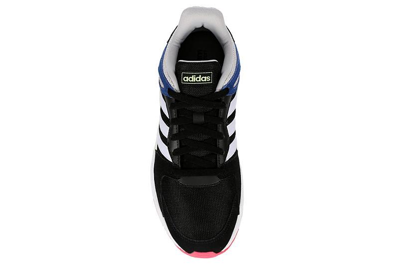 ADIDAS Mens Crazy Chaos Sneaker - BLACK