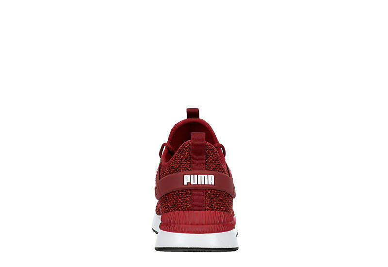 PUMA Mens Pacer Next Cage 2 Sneaker - RED