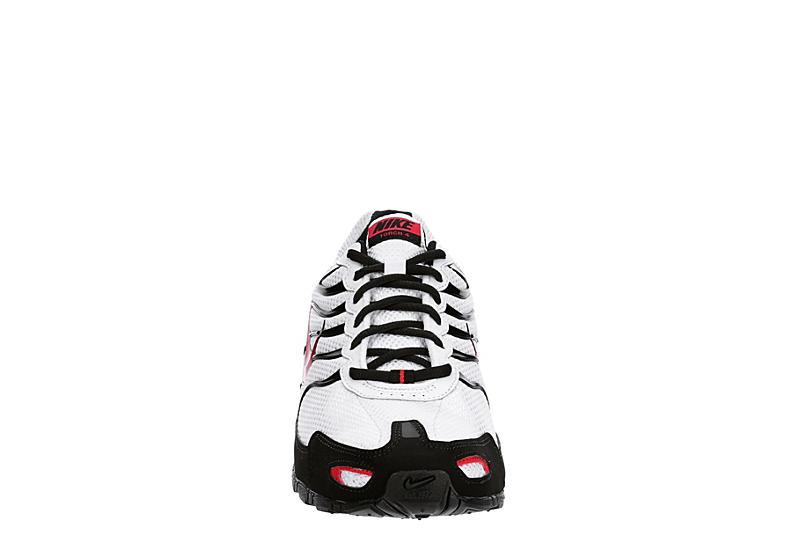 NIKE Mens Air Max Torch 4 Sneaker - WHITE