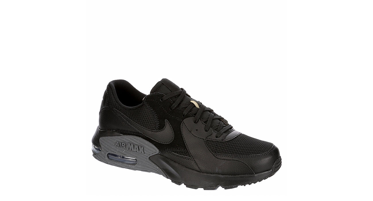 NIKE Mens Air Max Excee Sneaker - BLACK