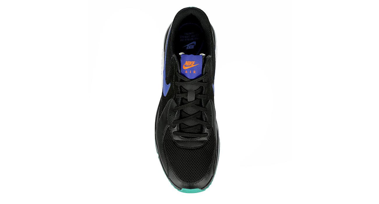 NIKE Mens Air Max Excee Sneaker - BLACK