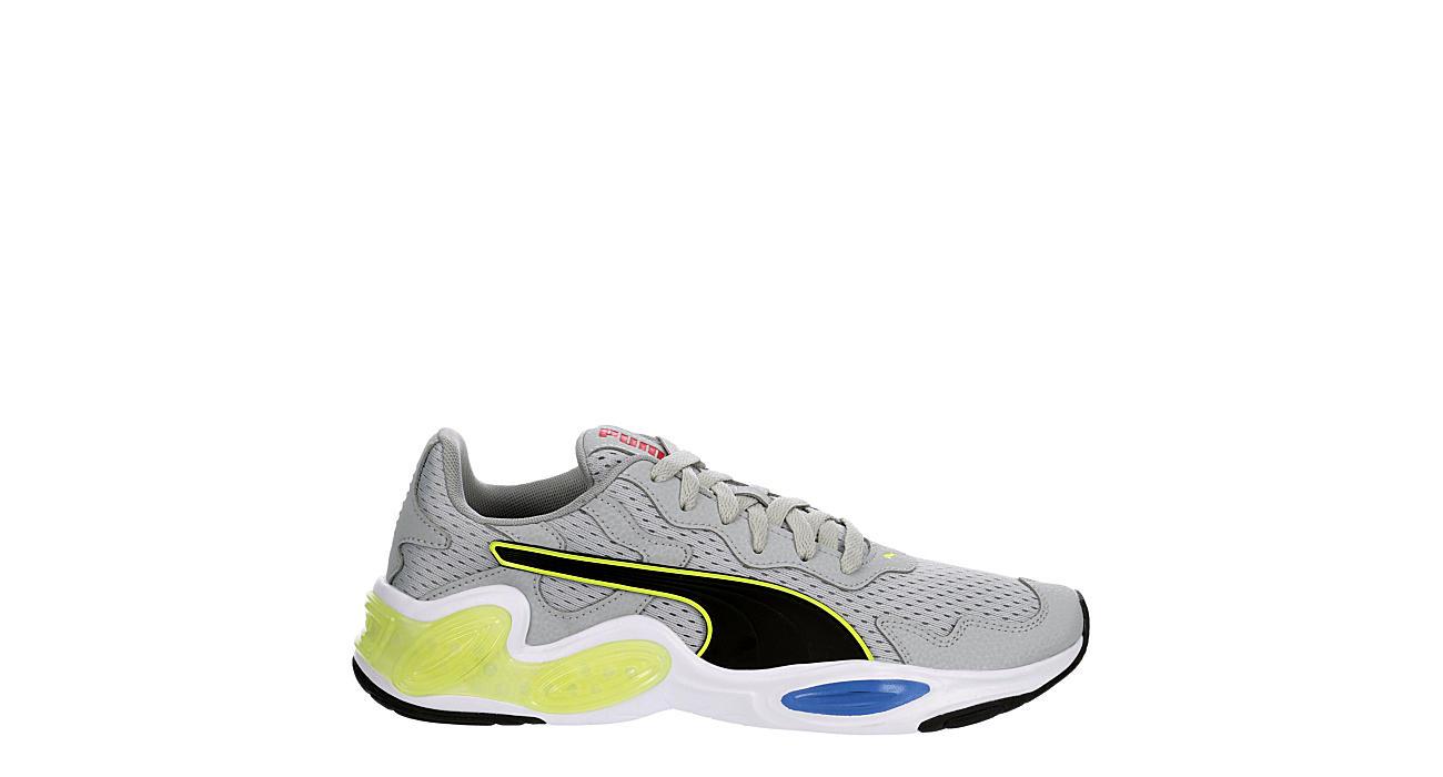 PUMA Mens Cell Magma Sneaker - GREY