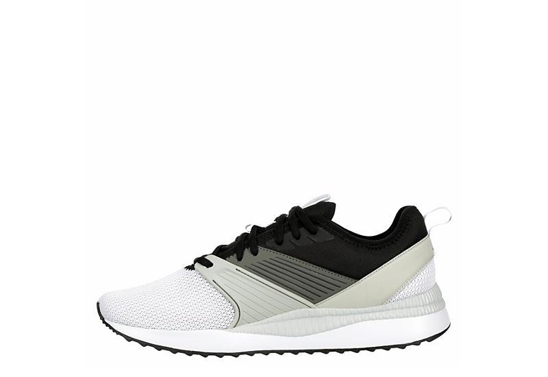PUMA Mens Pacer Next Ffwd Sneaker - WHITE