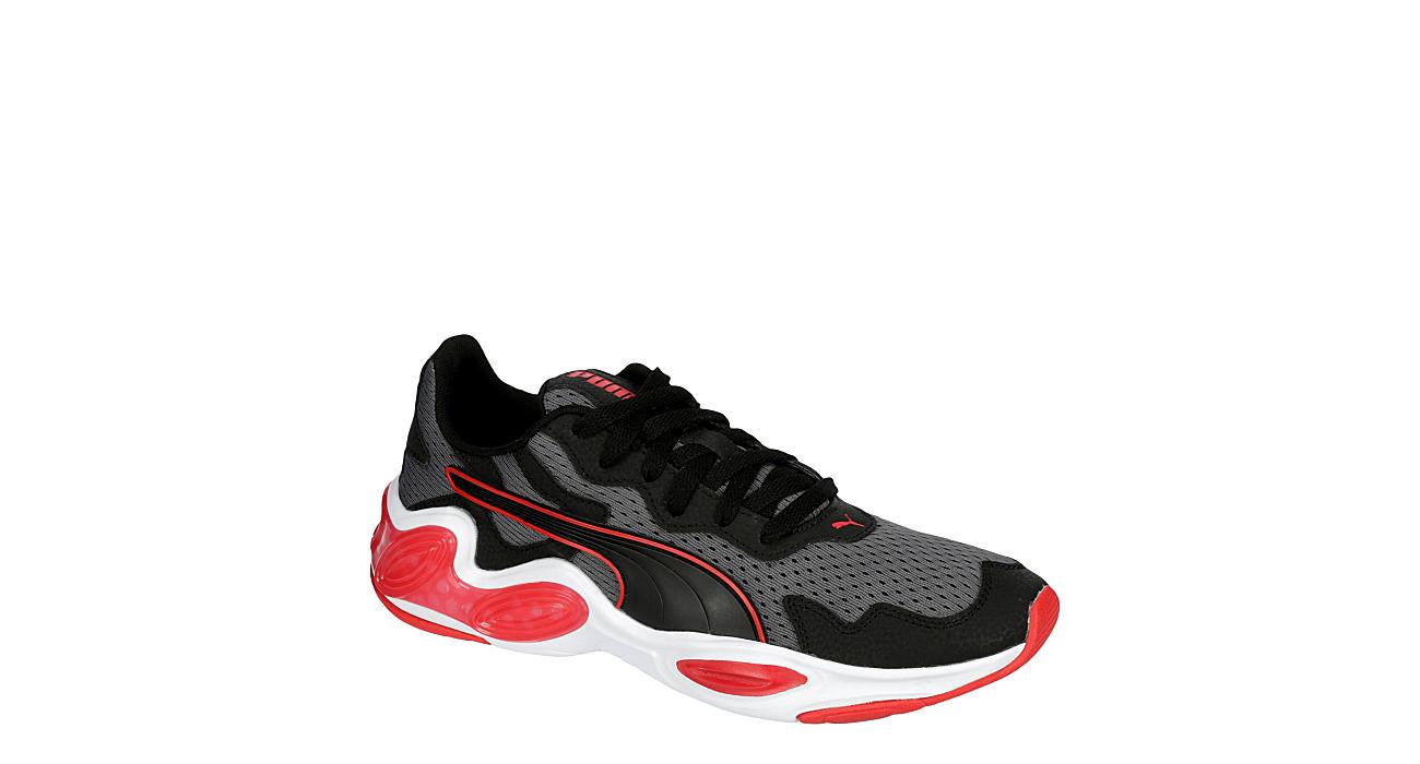 PUMA Mens Cell Magma Sneaker - BLACK