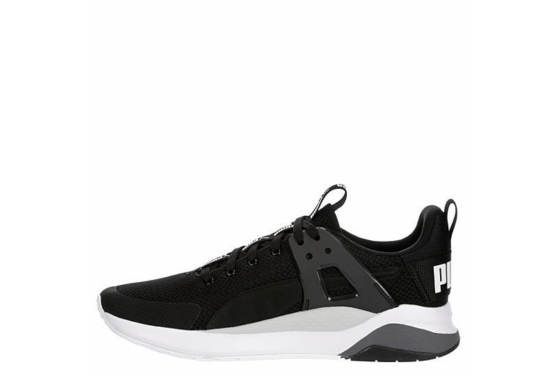 Puma Mens Anzarun Sneaker - Black