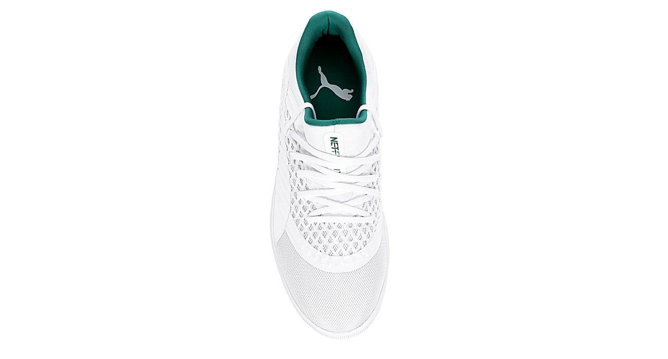 PUMA Mens 365 Netfit Lite Sneaker - WHITE